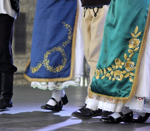 Danses et costumes traditionnels à Budapest