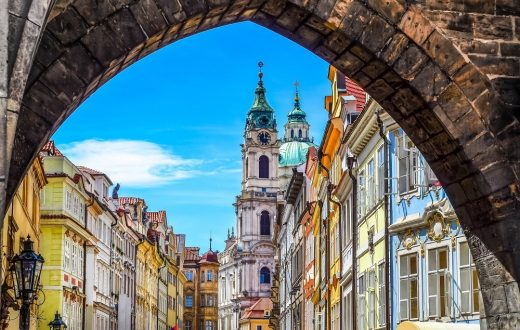 Prague – tour panoramique