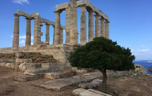 Demi-journée à Cap Sounion