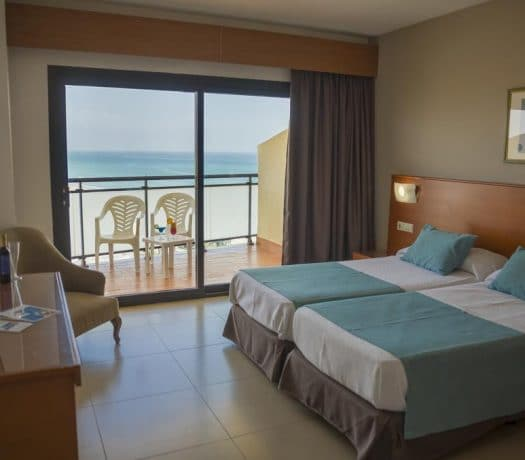 Hotel Puente Real 4* (chambre)